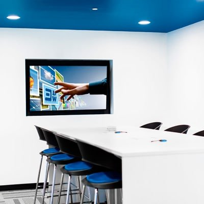 Project Profile: Highwoods Properties conference room