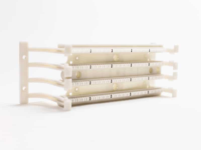 100 PR 110 Wiring Block with legs, LH