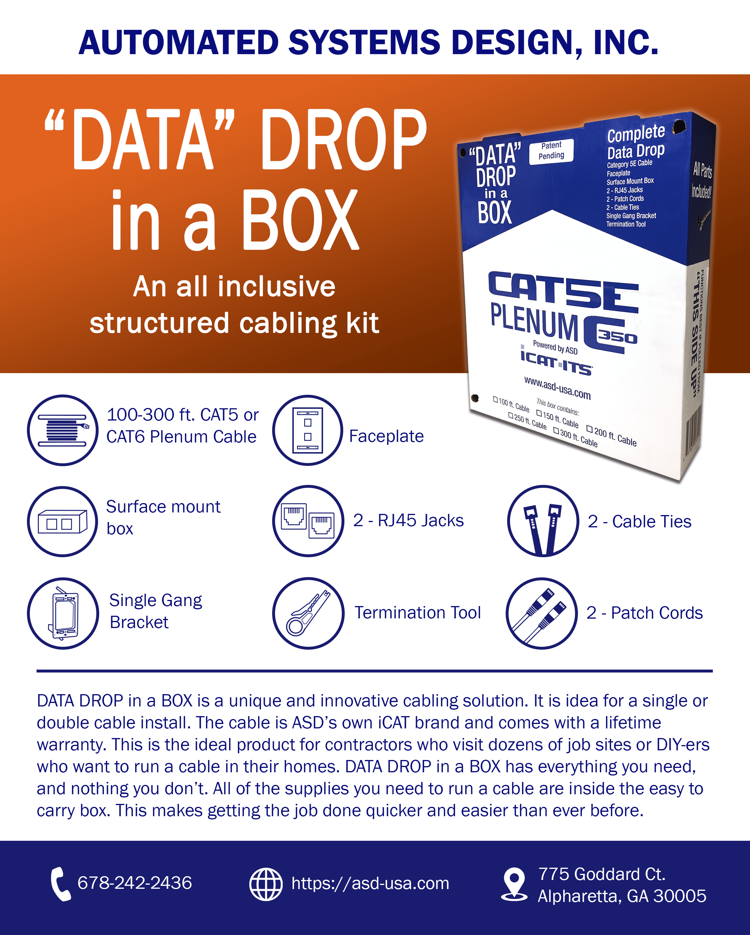 778f3ae4d925 Data Drop in a Box Makes a Big Splash with Cable Installers and ...