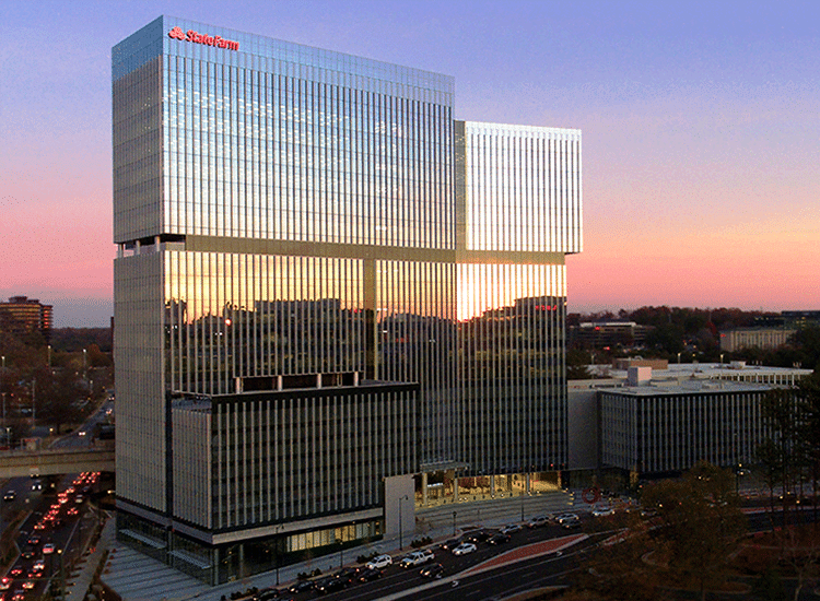 Project Profile: State Farm Main Building
