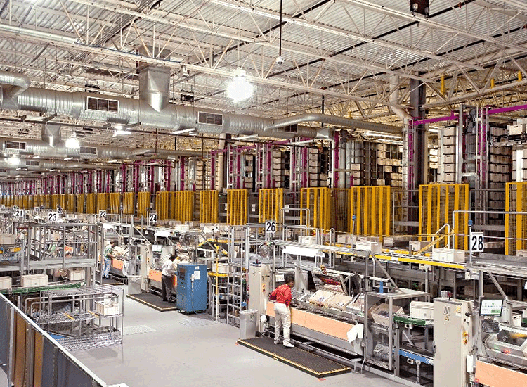 Project Profile: Walgreens Distribution Center