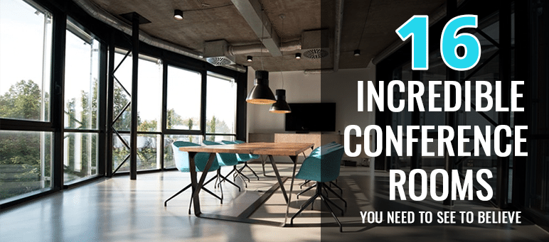 16 Incredible Conference Rooms You Need to See to Believe BLOG