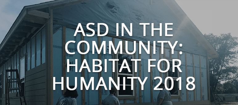 ASD Habitat for Humanity