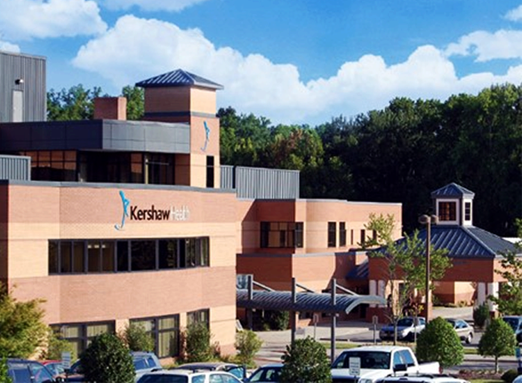 Project Profile:  RCCH Kershaw Health outside
