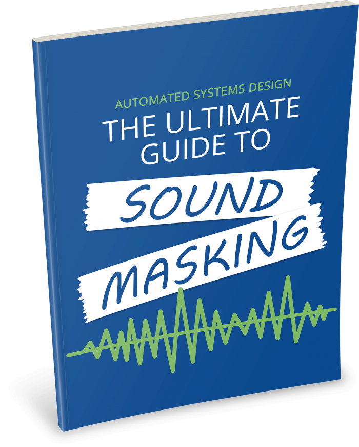 The Ultimate Guide to Sound Masking eBook Cover