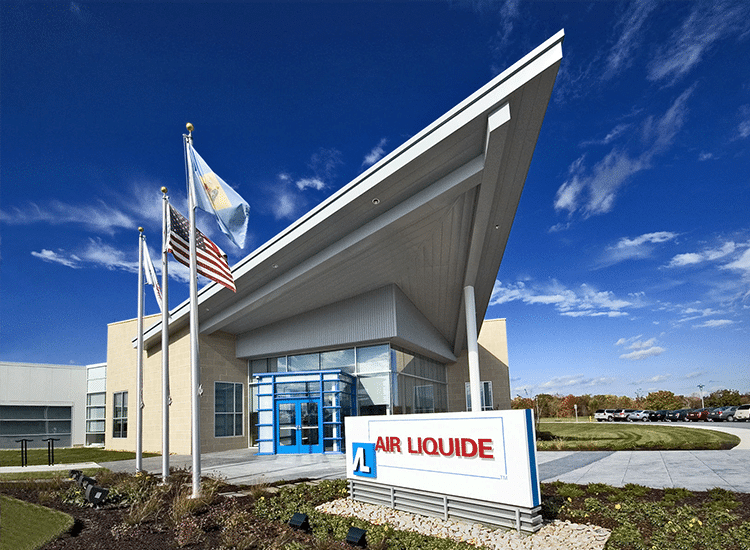 Project Profile: Air Liquide Building