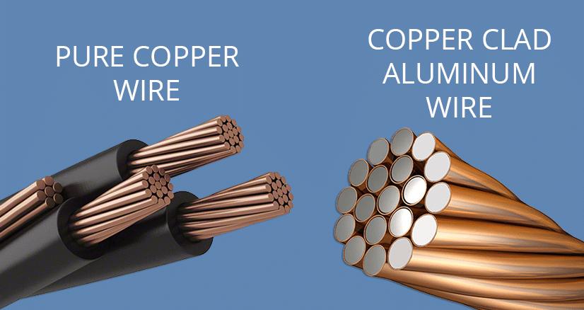 CCA vs Copper Cable Terms