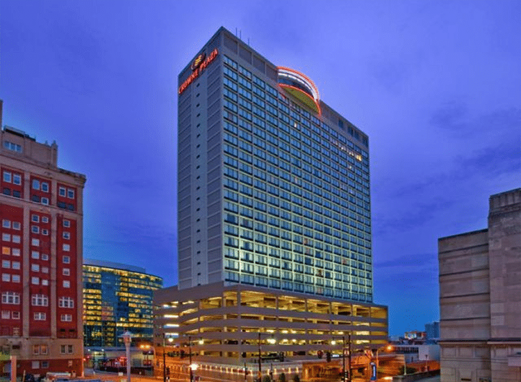 Project Profile: Crowne Plaza Building