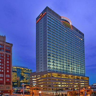 Crowne Plaza Feature