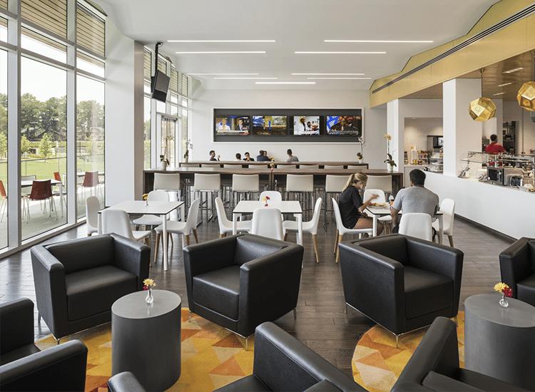 Project Profile: Atlanta United Training Facility Cafeteria