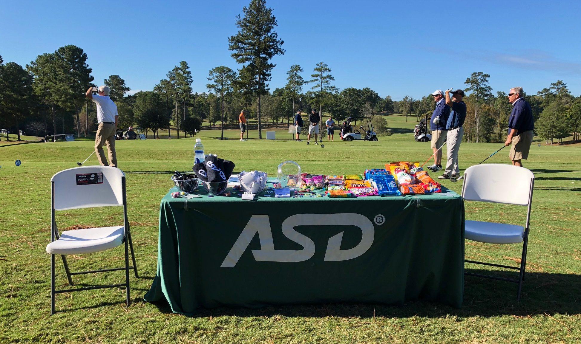 ASD Bring Light to BBS Golf