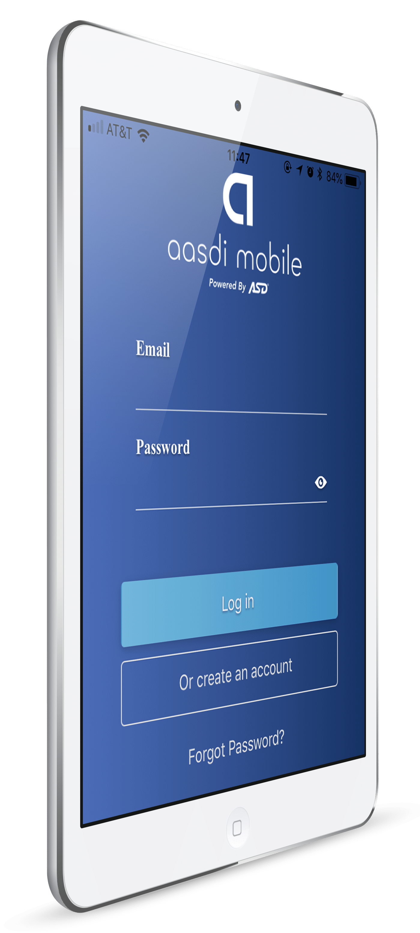 AASDI Mobile App