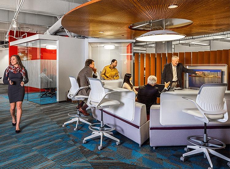 Intergraph Hexagon HQ Design/Build Conference