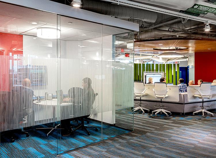 Intergraph Hexagon HQ Design/Build Meeting