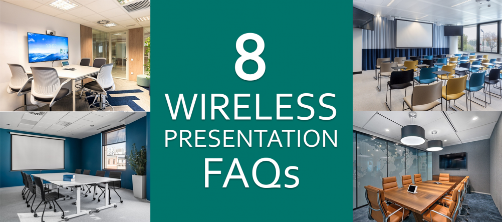 8 Wireless Presentation FAQs