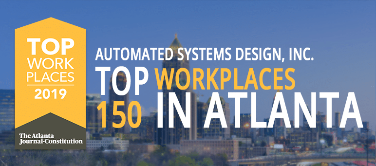 ASD AJC Top Workplace