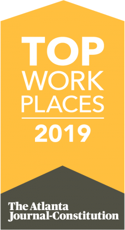 ASD AJC Top Workplace 2019