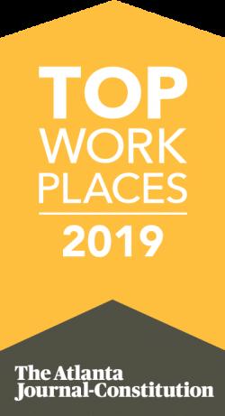 ASD AJC Top Workplace 2019