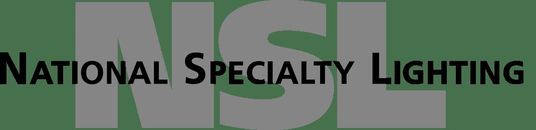 nsl led lighting services logo