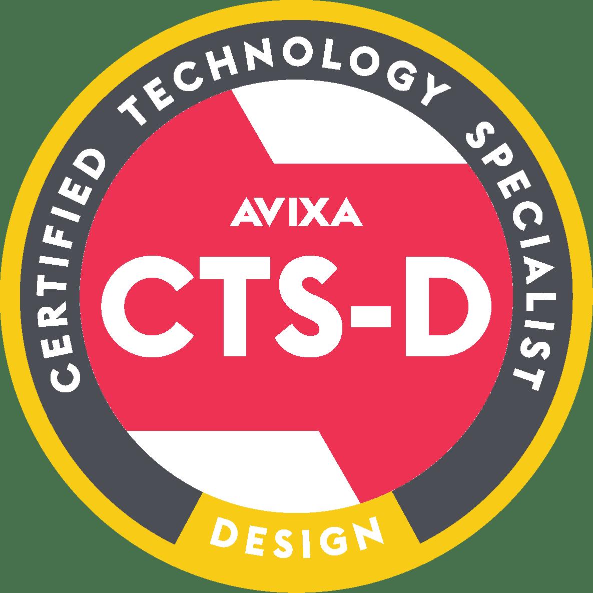 CTS-D Certified AV Systems