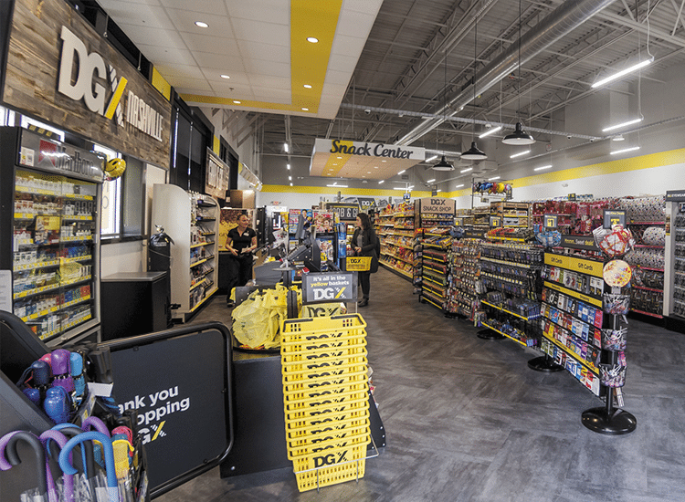 Project Profile: Dollar General DGX