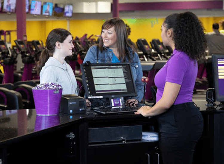 Project Profile: Planet Fitness POS