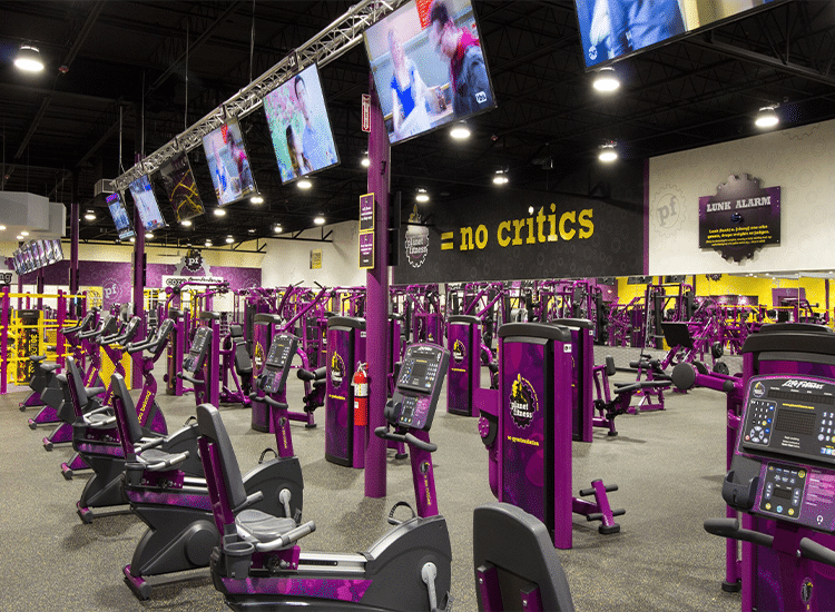 Project Profile: Planet Fitness tech rollout
