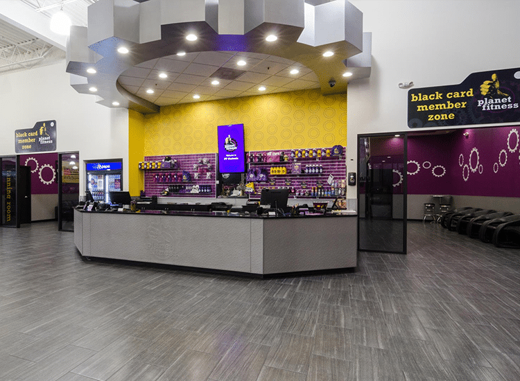Project Profile: Planet Fitness front desk tech