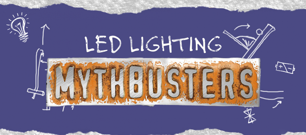 LED Lighintg Mythbusters