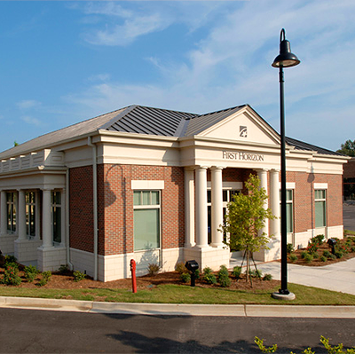Capital Bank feature