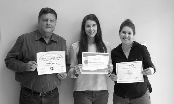 ASD Employees Certifications