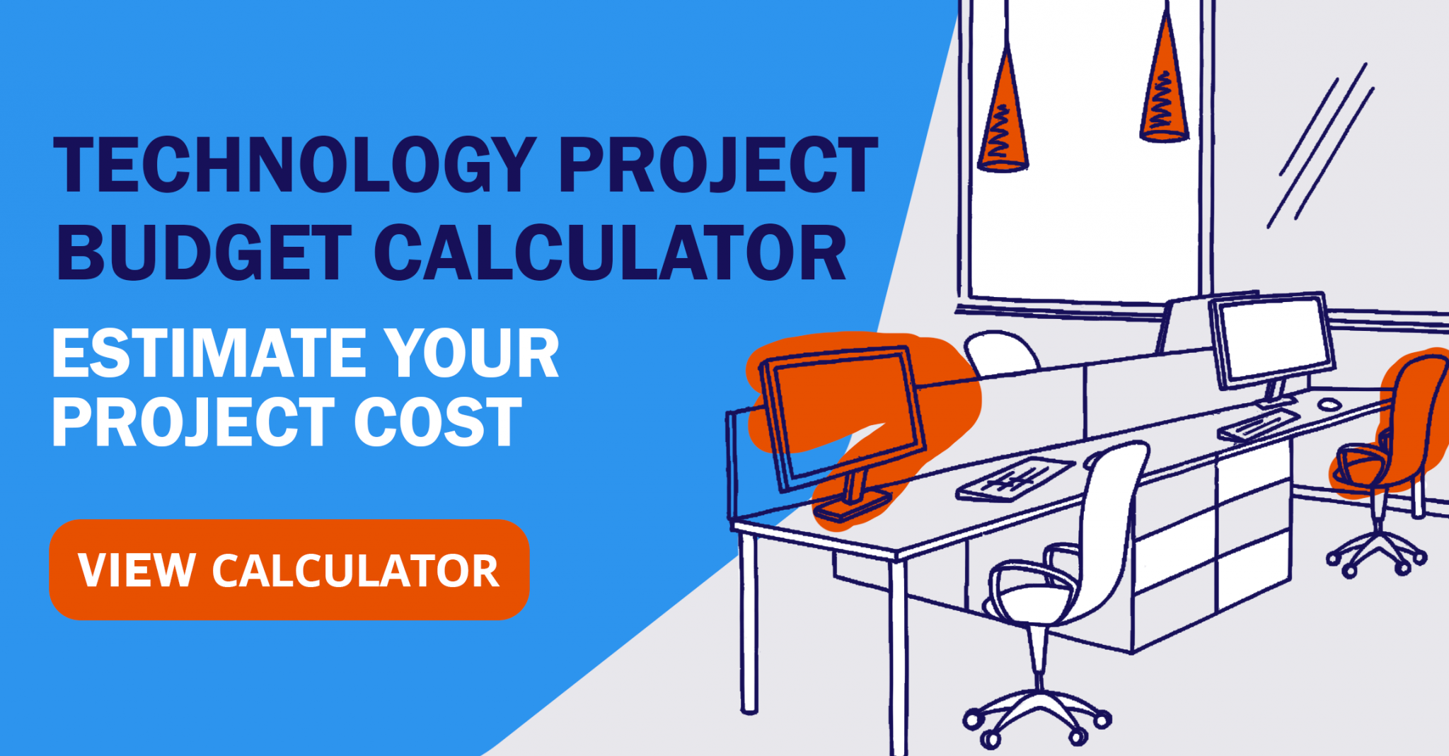 Technology Project Budget Calculator - Estimate  Your Project Cost