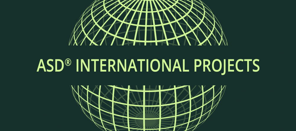 ASD International Project Portfolio