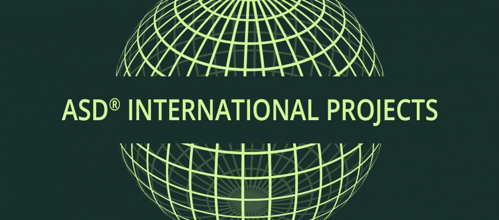 ASD International Project Portfolio