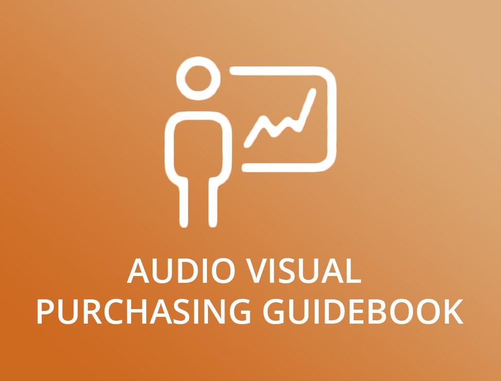 Audio Visual Purchasing Resource Icon