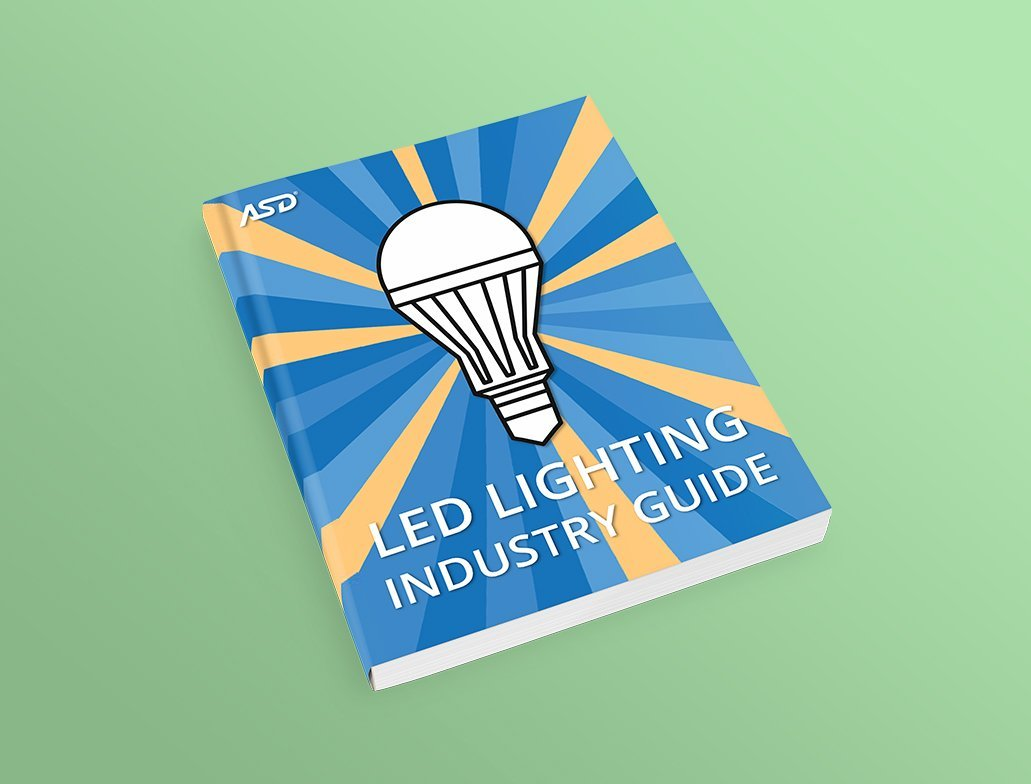 LED Lighting Industry Guide Icon