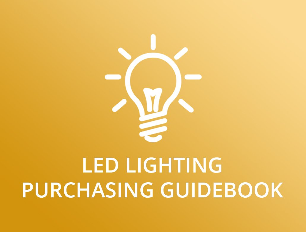 LED Lighting Purchasing Resource Icon