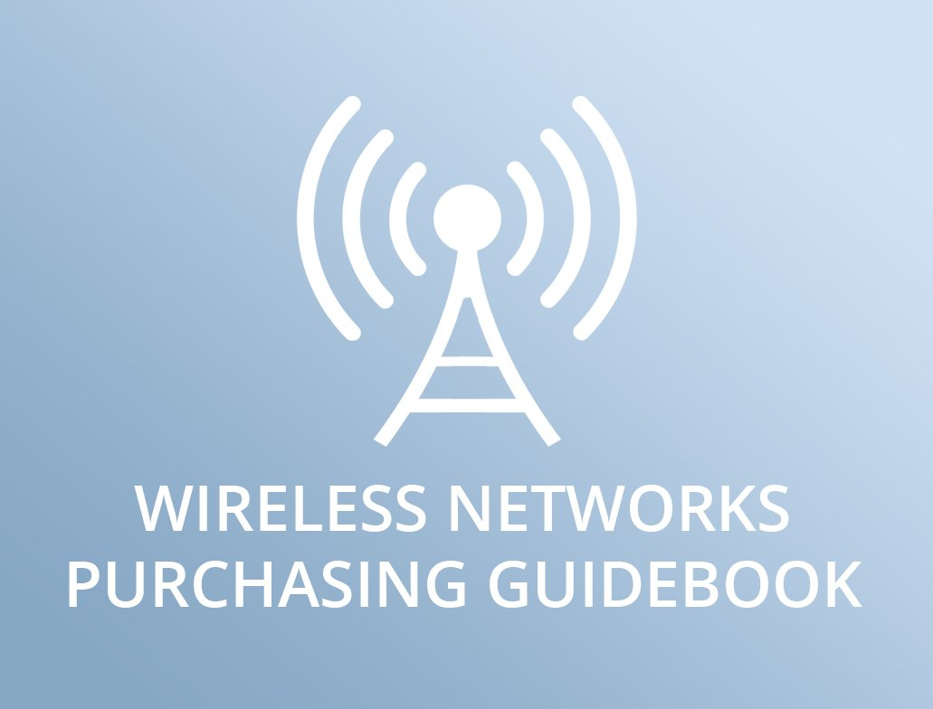 Wireless Networks Purchasing Resource Icon