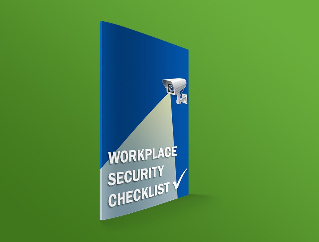 Workplace Security Checklist icon