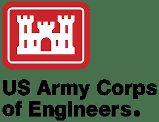 Army Corps Gov Logo