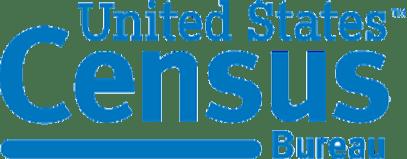 Census Bureau Government Logo