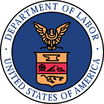 Department Labor Government Logo