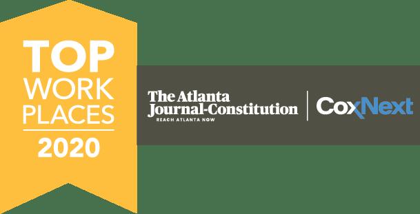 AJC Top Workplace 2020