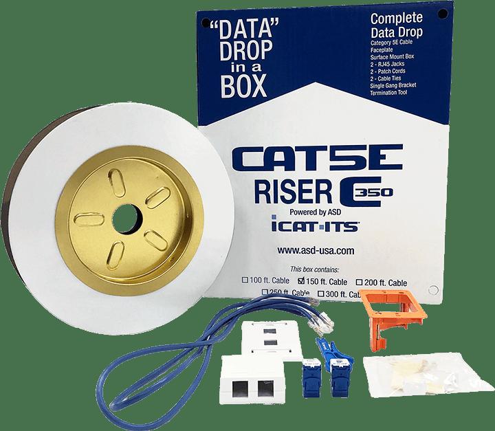 DDB Components Cat5E 1
