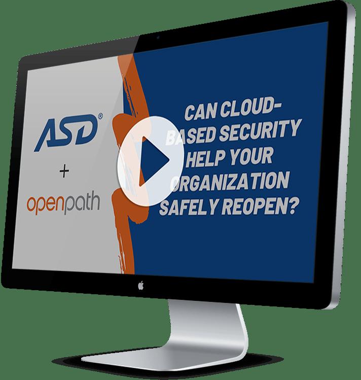 Openpath Webinar image play