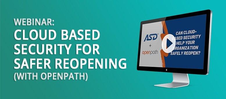 Webinar openpath asd security blog