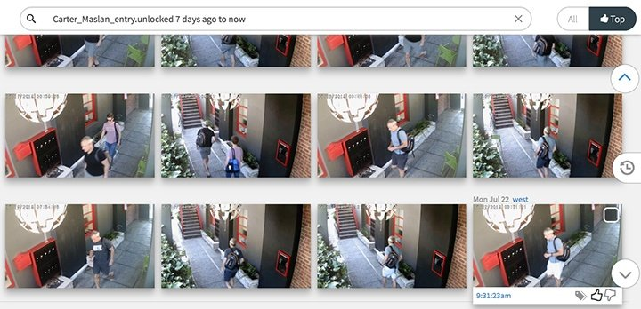 smart search video surveillance