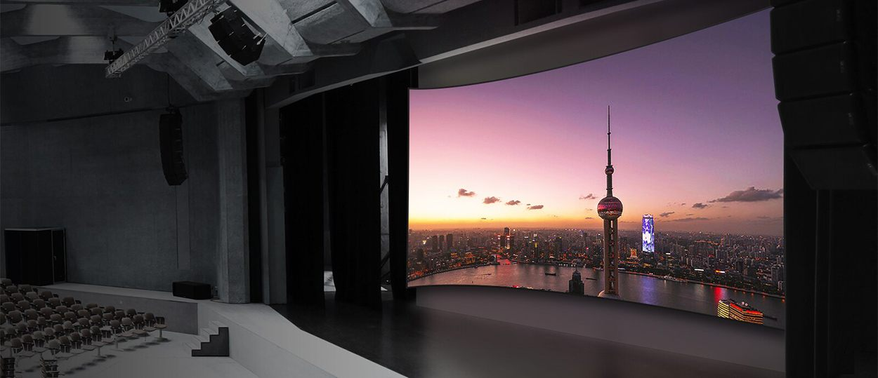 led display theaters